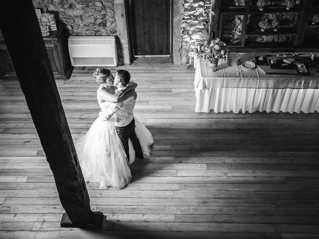 Le mariage de Yannick et Céline à Reignier, Haute-Savoie 41