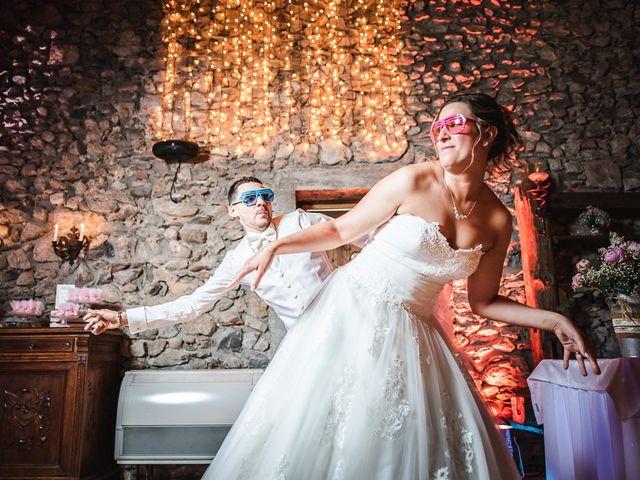 Le mariage de Yannick et Céline à Reignier, Haute-Savoie 43
