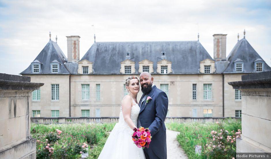 Le mariage de Richie et Margaux à Pontoise, Val-d'Oise