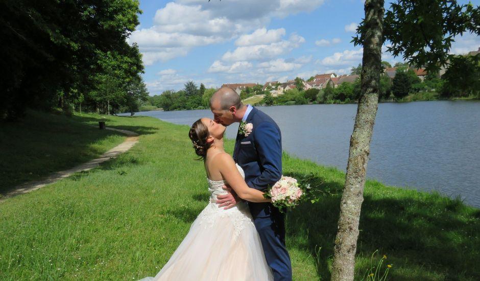 Le mariage de Thomas et Elodie à Gien, Loiret