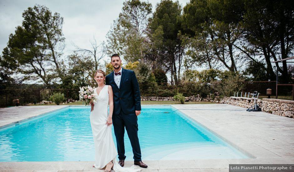 Le mariage de Jérome et Leatitia à Lambesc, Bouches-du-Rhône