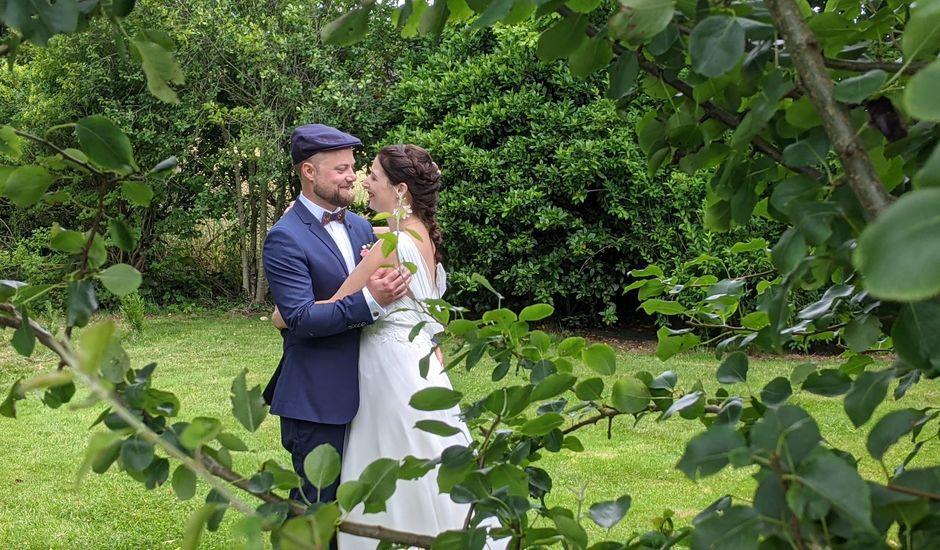 Le mariage de Aurélien et Cassandre à Plélan-le-Grand, Ille et Vilaine