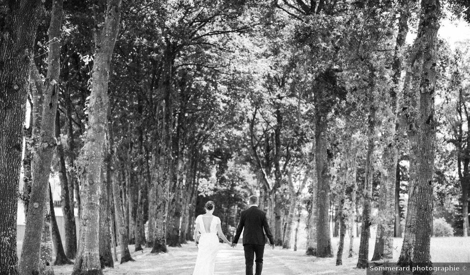 Le mariage de Jeremy et Audrey à Maxent, Ille et Vilaine