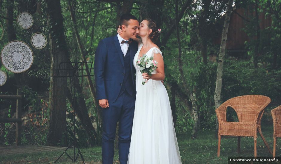 Le mariage de Hugo et Laurie à Villandry, Indre-et-Loire