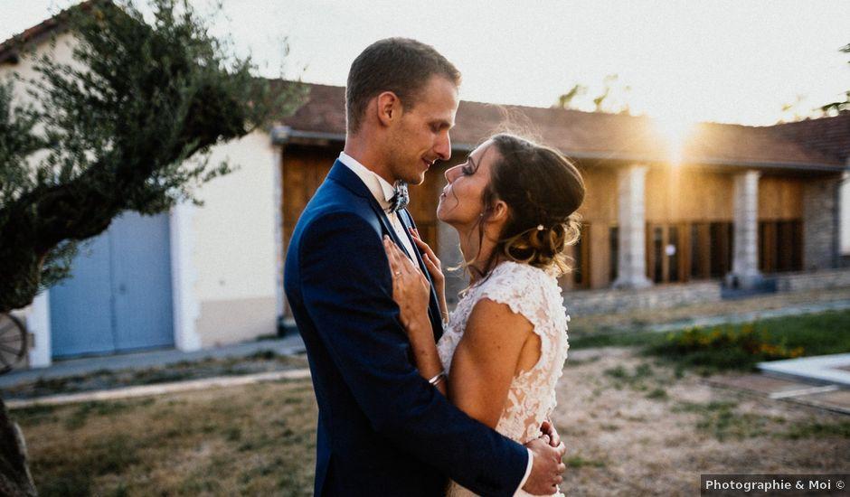 Le mariage de Tomas et Camille à Anduze, Gard