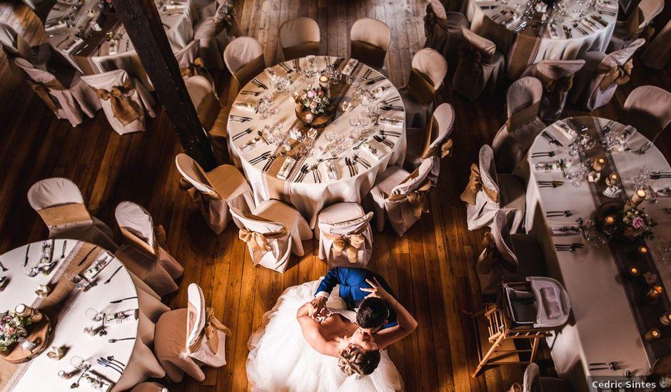 Le mariage de Yannick et Céline à Reignier, Haute-Savoie