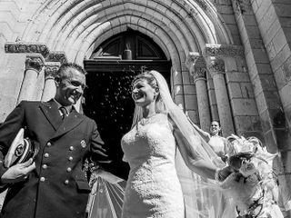 Le mariage de Sandy et Grégory