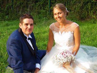 Le mariage de Stéphanie et Jonathan 1