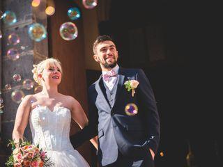 Le mariage de Marina et Anthony