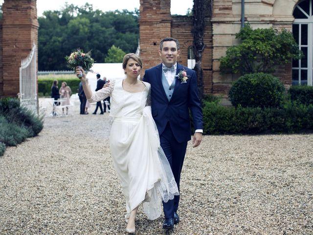 Le mariage de Guillaume et Clémence à Buzet-sur-Tarn, Haute-Garonne 15