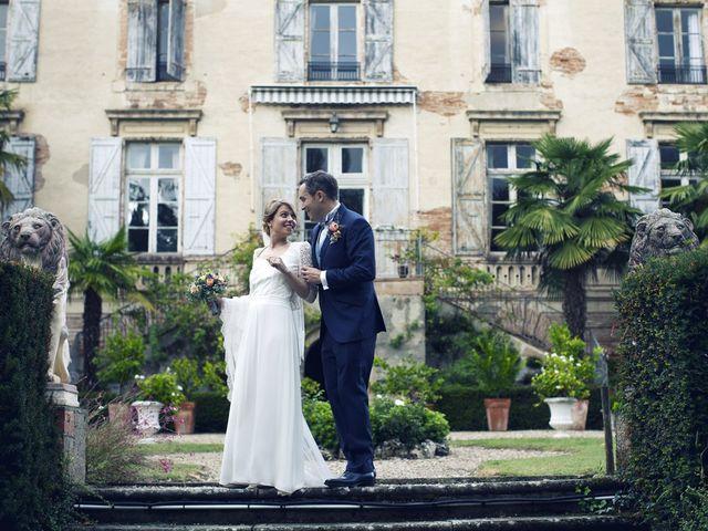 Le mariage de Guillaume et Clémence à Buzet-sur-Tarn, Haute-Garonne 19