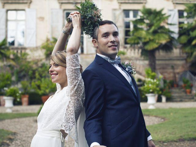 Le mariage de Guillaume et Clémence à Buzet-sur-Tarn, Haute-Garonne 21