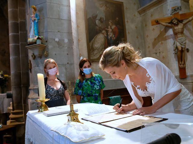 Le mariage de Adrien et Charlotte à Noyant-d'Allier, Allier 18