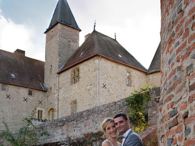 Le mariage de Adrien et Charlotte à Noyant-d'Allier, Allier 27