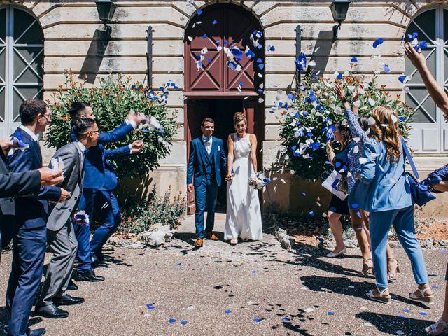 Le mariage de Benjamin et Marina à Montpellier, Hérault 6
