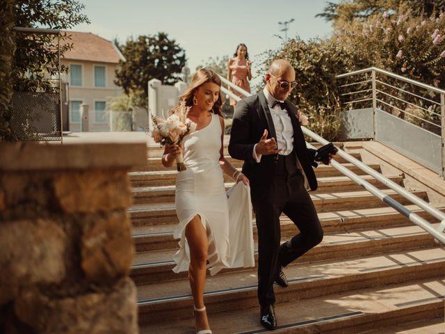 Le mariage de Yassim et Manon à Lyon, Rhône 3