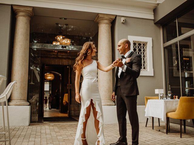 Le mariage de Yassim et Manon à Lyon, Rhône 43