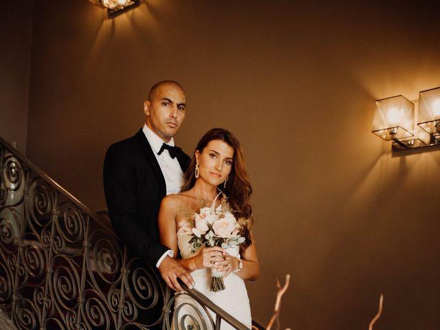 Le mariage de Yassim et Manon à Lyon, Rhône 45