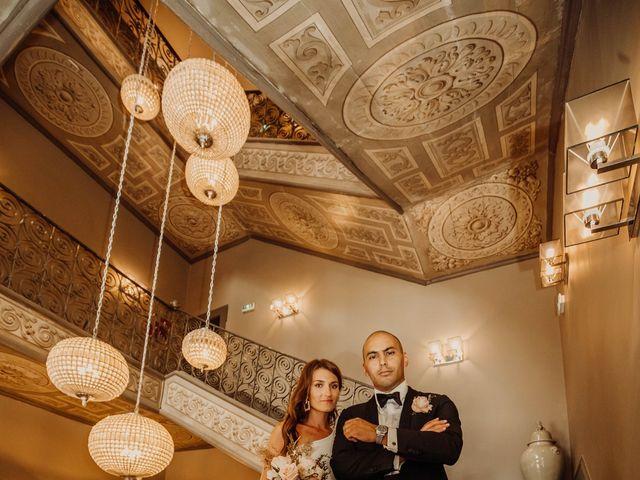 Le mariage de Yassim et Manon à Lyon, Rhône 47