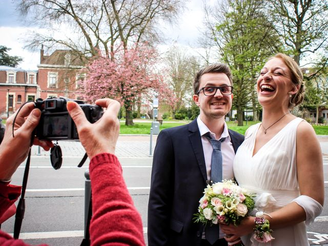 Le mariage de Quentin et Marion à Comines, Nord 7