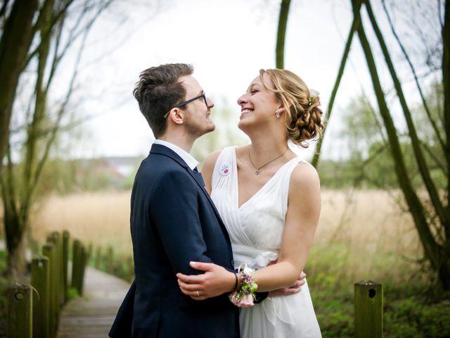 Le mariage de Quentin et Marion à Comines, Nord 8