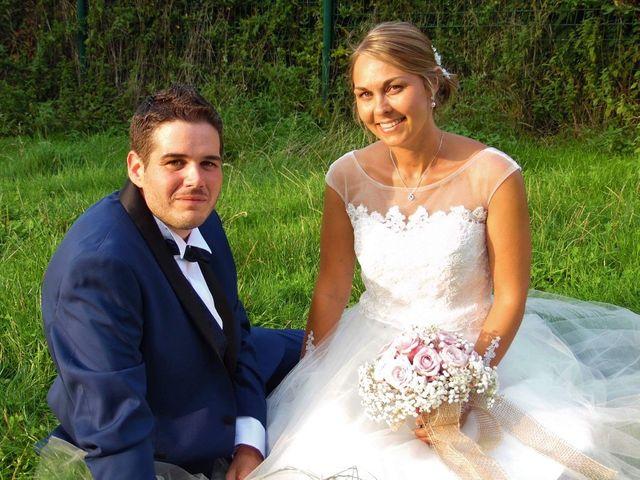 Le mariage de Jonathan et Stéphanie à Lemé, Aisne 3