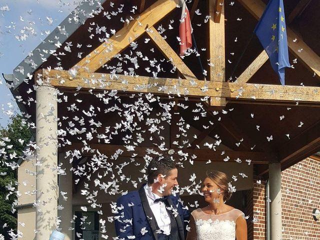Le mariage de Jonathan et Stéphanie à Lemé, Aisne 11