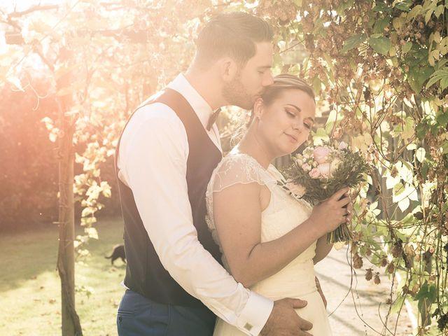 Le mariage de Dorian et Céline à Roybon, Isère 8