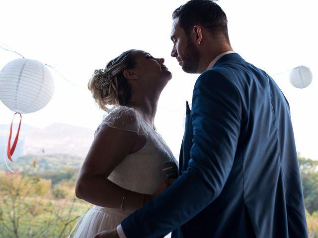 Le mariage de Dorian et Céline à Roybon, Isère 1