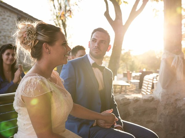 Le mariage de Dorian et Céline à Roybon, Isère 10