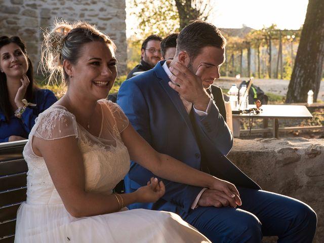Le mariage de Dorian et Céline à Roybon, Isère 11