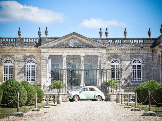 Le mariage de Julien et Bénédicte à Libourne, Gironde 2