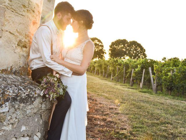 Le mariage de Julien et Bénédicte à Libourne, Gironde 20