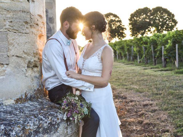 Le mariage de Bénédicte et Julien