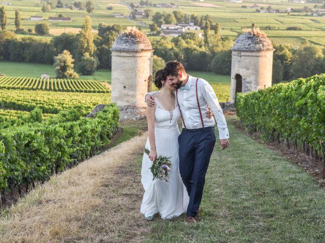 Le mariage de Julien et Bénédicte à Libourne, Gironde 21