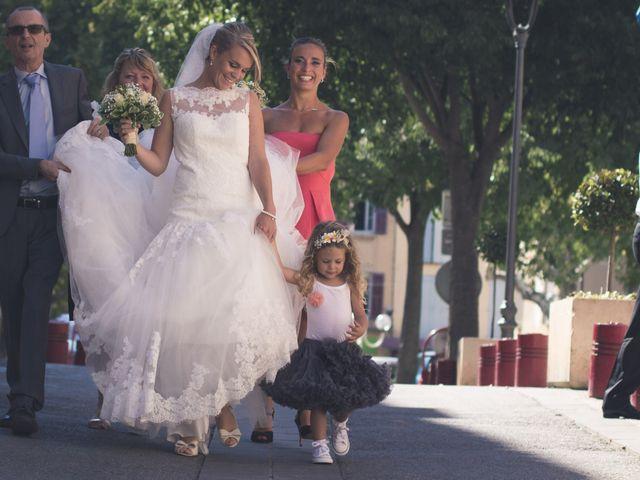 Le mariage de Nans et Lucille à Lauris, Vaucluse 18