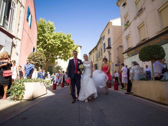 Le mariage de Nans et Lucille à Lauris, Vaucluse 20