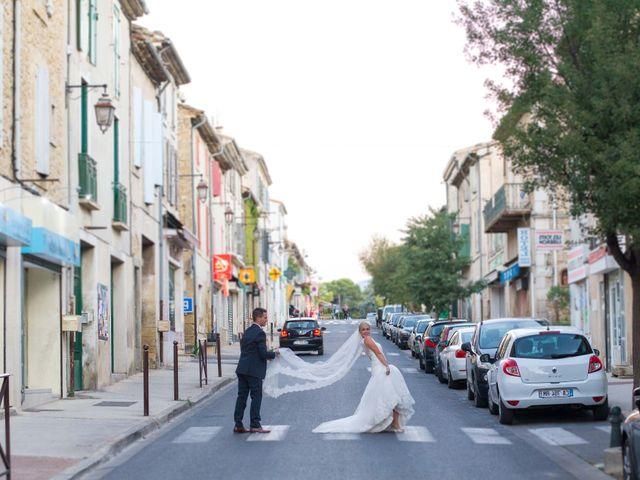 Le mariage de Nans et Lucille à Lauris, Vaucluse 40