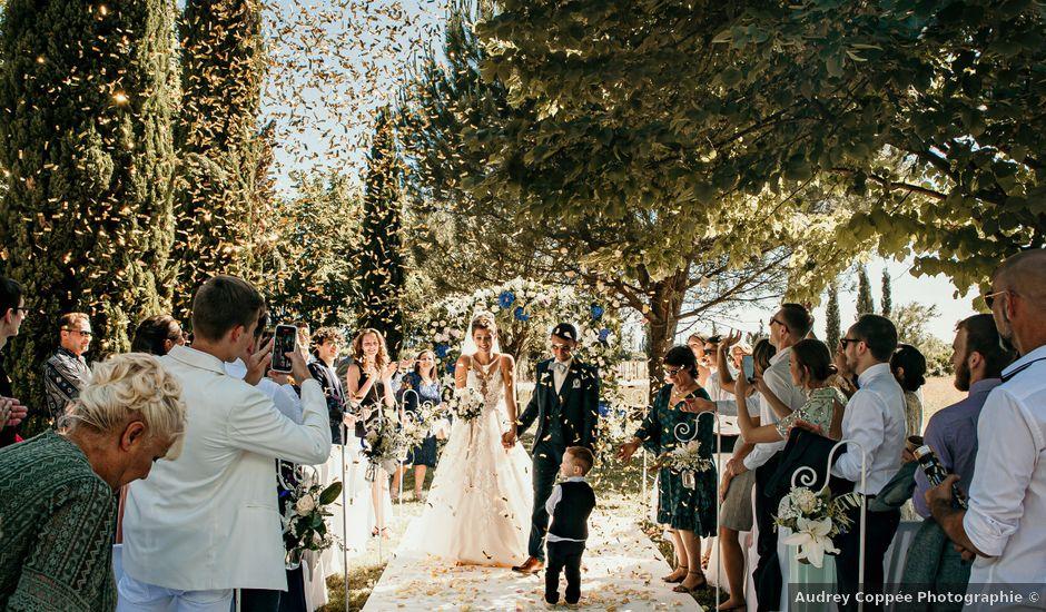 Le mariage de Benjamin et Marina à Montpellier, Hérault
