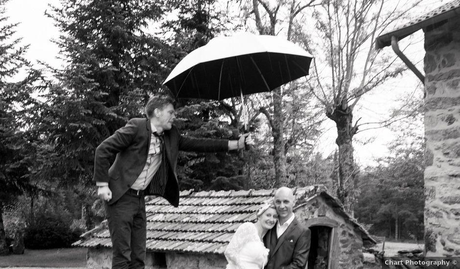 Le mariage de Patrick et Carole à Yssingeaux, Haute-Loire