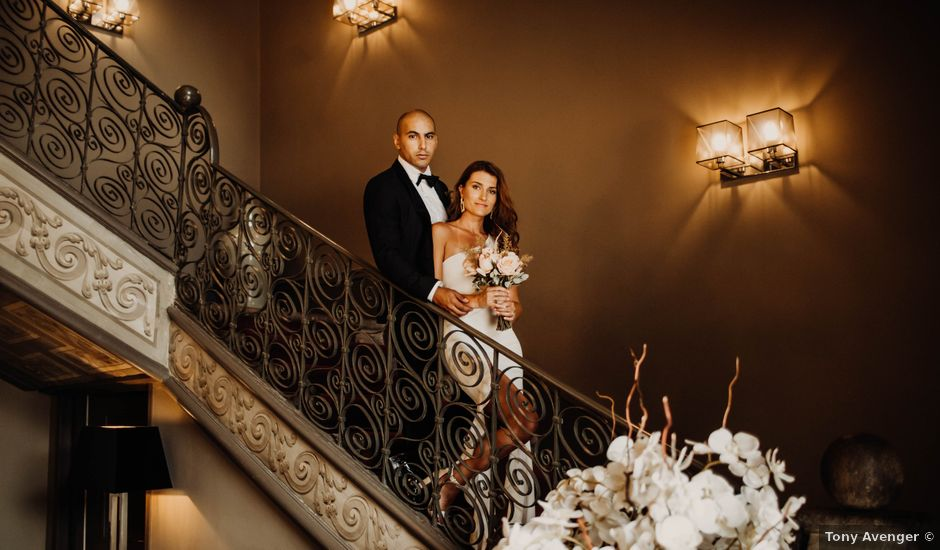 Le mariage de Yassim et Manon à Lyon, Rhône