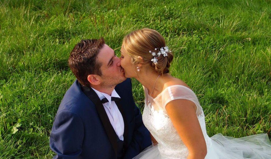 Le mariage de Jonathan et Stéphanie à Lemé, Aisne