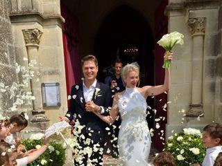 Le mariage de Marie  et César 1