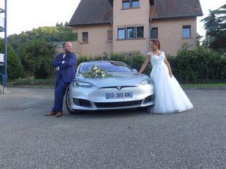 Le mariage de Jérémy et Stacy 1