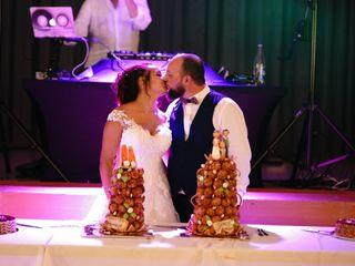 Le mariage de Jérémy et Stacy