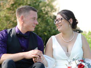 Le mariage de Giselly et Leny