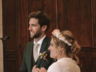 Le mariage de Lucie et Antoine 1