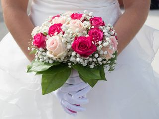 Le mariage de Jennifer et Manuel 1
