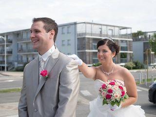 Le mariage de Jennifer et Manuel