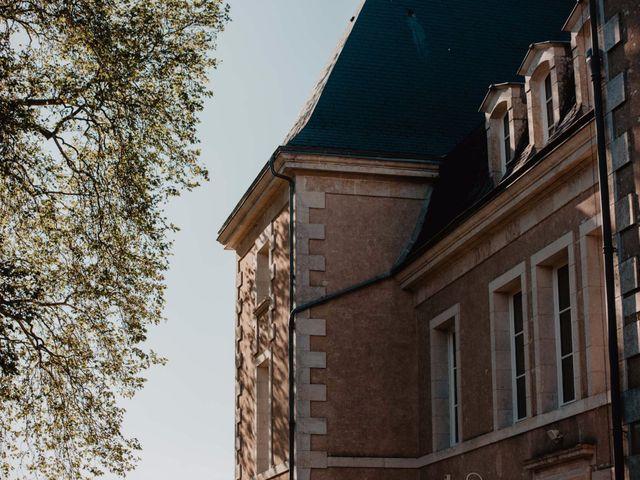 Le mariage de René et Emilie à Benest, Charente 6